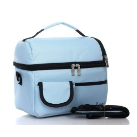 Outdoor Insulated Cooler  Picnic Lunch Bag