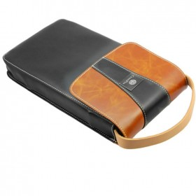 Pull-up Leather Travel Sleeve Carry Case Bag Cover Holder for B&O BeoPlay A2 Bluetooth Speaker