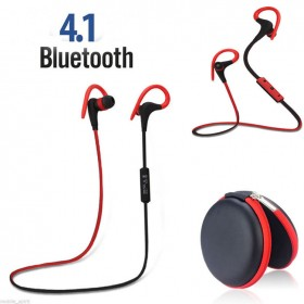 Wireless Sports Stereo Bluetooth Earphone Headphone Earbuds Headset For Samsung