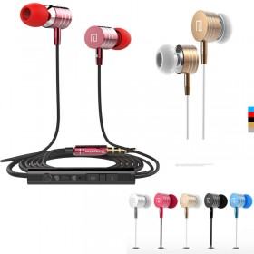 In-ear Stereo Headset Headphone Earphone Earbud for SAMSUNG HTC LG iPhone