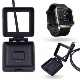 USB Charger Cradle Dock for Fitbit Blaze Activity Tracker SmartWatch