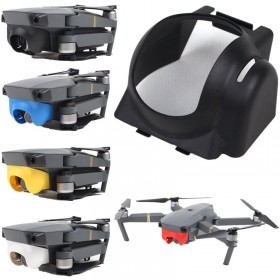 Sun Shade Lens Hood Glare Gimbal Camera Protector Cover For DJI Mavic Pro Drone