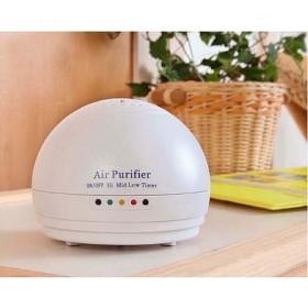 negative ionic air purifier