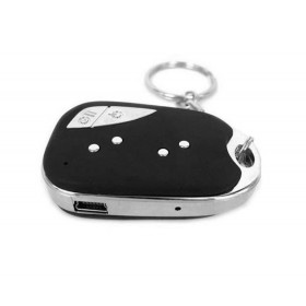 Hidden Car Security Camera Video 720p with the Key Chain Shape