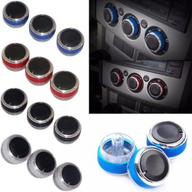 Knobs DIY Car Air Conditioning Heater Control Switch For Ford Focus 2 Focus 3