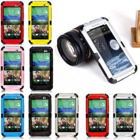 Waterproof Shockproof Gorilla Glass Cover Aluminum Metal Case