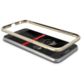 Aluminum Ultra-thin Metal Bumper Case Cover for Samsung Galaxy S6