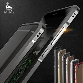 Luphie Hard Slim Aluminum Shockproof Frame Case Cover For Xiaomi Mi 5s Mi5S Plus