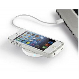 QI Wireless Mobile Induction Charging Pad Mat for Samsung Galaxy S4