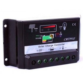 Solar Panel Battery Regulator Charge Controller