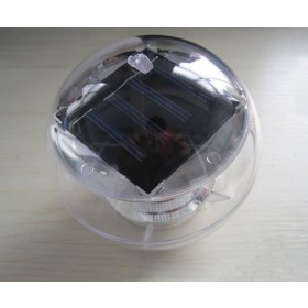 Colorful Solar Floating Lights Ball