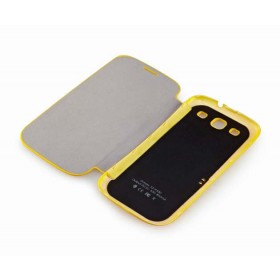 charger leather case for i9308