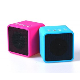 Cube Wireless Bluetooth Speaker