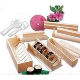 Sushi Maker Kit Rice Mold Making set