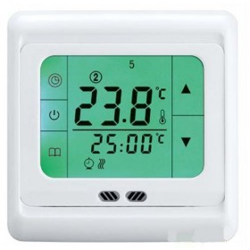 Programmable underfloor heating Thermostat room temperature controller