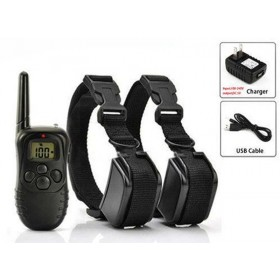 Rechargeable Waterproof Remote Dog Collar