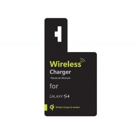 Qi Wireless Charging Receiver Adaptor Coil for Samsung Galaxy S4