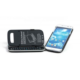 Bluetooth Detachable Keyboard Case For Samsung S4