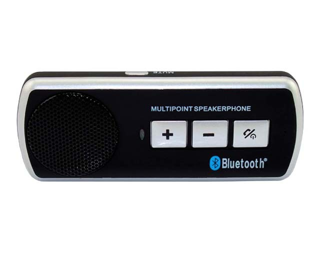 Bluetooth 3.0 Hands free Car Kit+Speaker speakerphone