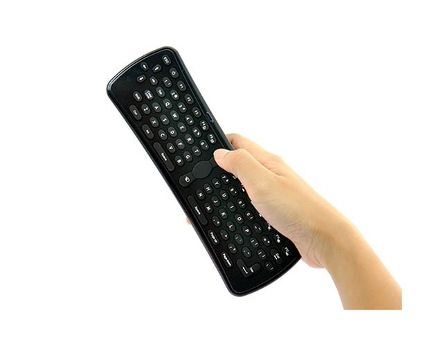 2.4Ghz Wireless Fly Air Mouse Keyboard Control for TV box PC