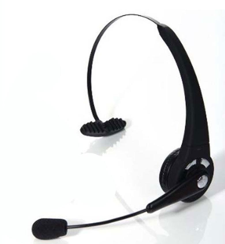 wireless bluetooth gaming headset headphone w mic for ps3 ps4. Black Bedroom Furniture Sets. Home Design Ideas
