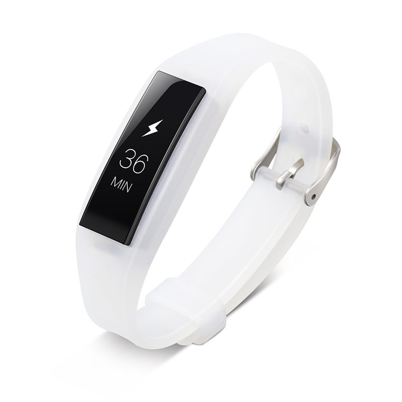 Luxury Silicone Wrist Watch Band Strap Holder For Fitbit