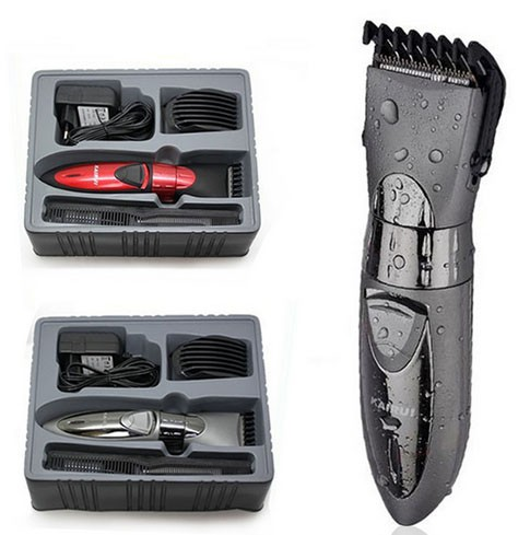 rechargeable waterproof baby hair clipper shaver razor