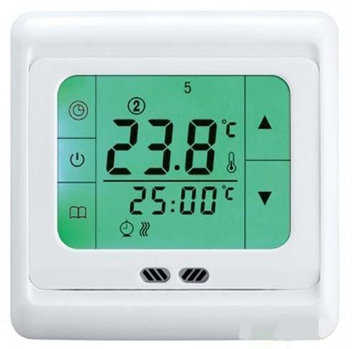 Digital Programmable underfloor heating Thermostats room temperature controller