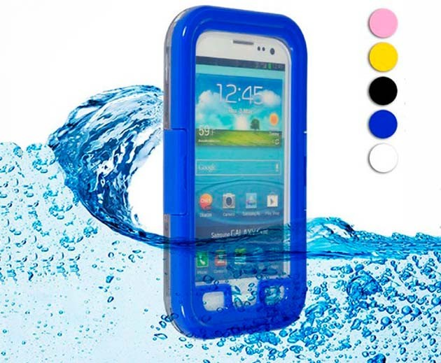 Galaxy S4 Cases Waterproof Waterproof protective case for
