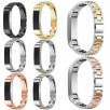 Stainless Steel Accessory Watch Band Metal Strap Bracelet For Fitbit Alta