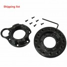 70/75mm Quick Release Adapter Plate Ring For Thrustmaster T300RS Steering Wheel