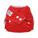 3pcs Adjustable Reusable Baby Cloth Diaper Nappy with insert