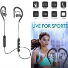 Stereo Wireless Bluetooth 4.1 Sports APT-X Headphone Earphone For iPhone Samsung