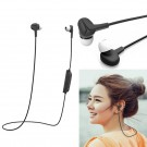 Sports Wireless Bluetooth 4.0 Headset Stereo HIFI Earphone Deep Bass Earbud
