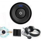 Bluetooth A2DP Music Audio Receiver 3.5mm Adapter Car AUX Home Speaker Headphone