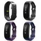 Bluetooth Activity Tracker Fitness Heart Rate Monitor HR Watch For iOS Android