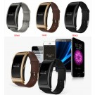 Bluetooth Smart Bracelet Watch Blood Pressure Heart Rate Monitor For IOS Android