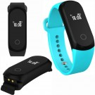 A16 Sports Smart Watch Smartband Bracelet Heart Rate Monitor Fitness Tracker