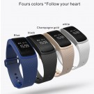 Bluetooth Smart Bracelet Watch Blood Pressure Heart Rate Oxygen Oximeter Monitor