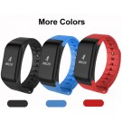 Blood Pressure Heart Rate Monitor Bluetooth Smart Watch Sport Wrist Band Tracker