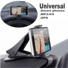 HUD Head Up Car Dash Dashboard Clamp Holder Stand Phone Clip For iPhone
