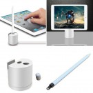 Aluminium Charger Cradle Stand Charging Dock For Apple Pencil/iPad iPhone Holder