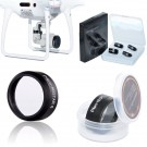 ND2/ND4/ND8/ND2-400/MCUV/Star6/CPL HD Filter Lens for DJI Phantom 4 Pro