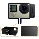 2.0 LCD Screen Selfie Adapter Frame Box Mount For GoPro Hero 3+ 4 Camera Monitor