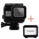 40M Waterproof Housing Case + Touch Screen Backdoor Cover For Gopro Hero 5