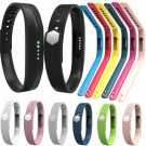Soft Silicone Watch Band Wrist Strap For Fitbit Flex 2 Fitness Bracelet