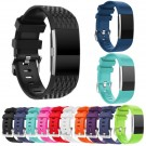 Silicone Replacement Band Fitness Wrist Strap For Fitbit Charge 2