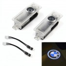 BMW Logo Car Door Step Ghost Shadow Projector Light