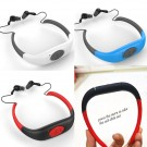 Waterproof Sports MP3 Player Neckband FM Radio Swimming Headphones