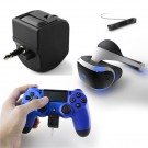 Headset Headphone Mic Controller Adapter for Gaming PS4 PlayStation